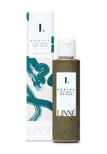 Linne Botanicals PURIFY Face Wash - Natural & Organic Skin Care