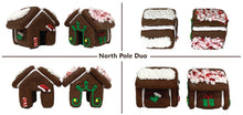 "Load image into Gallery viewer, ""North Pole"" Mug Buddy Topper Duo"