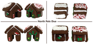 """North Pole"" Mug Buddy Topper Duo"