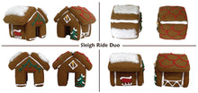 "Load image into Gallery viewer, ""Sleigh Ride"" Mug Buddy Topper Duo"