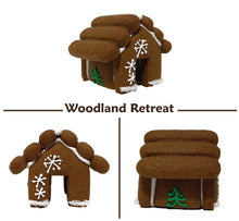 "Load image into Gallery viewer, ""Woodland Retreat"" Solo Mug Buddy Topper"