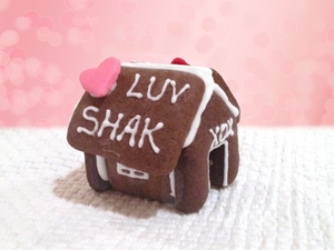 """Luv Shak"" Individual Mug Buddy Topper"