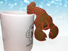 "Load image into Gallery viewer, ""Maine Lobster"" Solo Mug Buddy Topper"