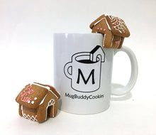 "Load image into Gallery viewer, ""Be Mine Bungalow"" Mug Buddy Topper Duo"