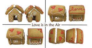 """Love is in the Air"" Mug Buddy Topper Duo"