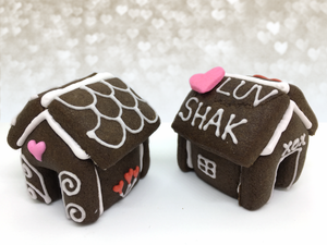 """Luv Shak"" Mug Buddy Topper Duo"