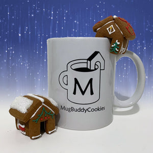 """Sleigh Ride"" Mug Buddy Topper Duo"
