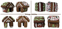 "Load image into Gallery viewer, ""Vintage Holiday"" Mug Buddy Topper Duo"