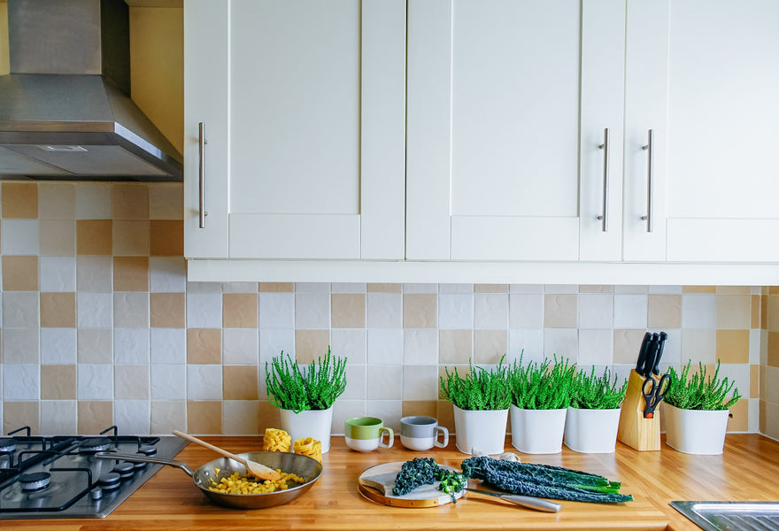 Five Tips for a Greener Kitchen