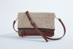 Carolyn Convertible Crossbody & Clutch - EVRILE