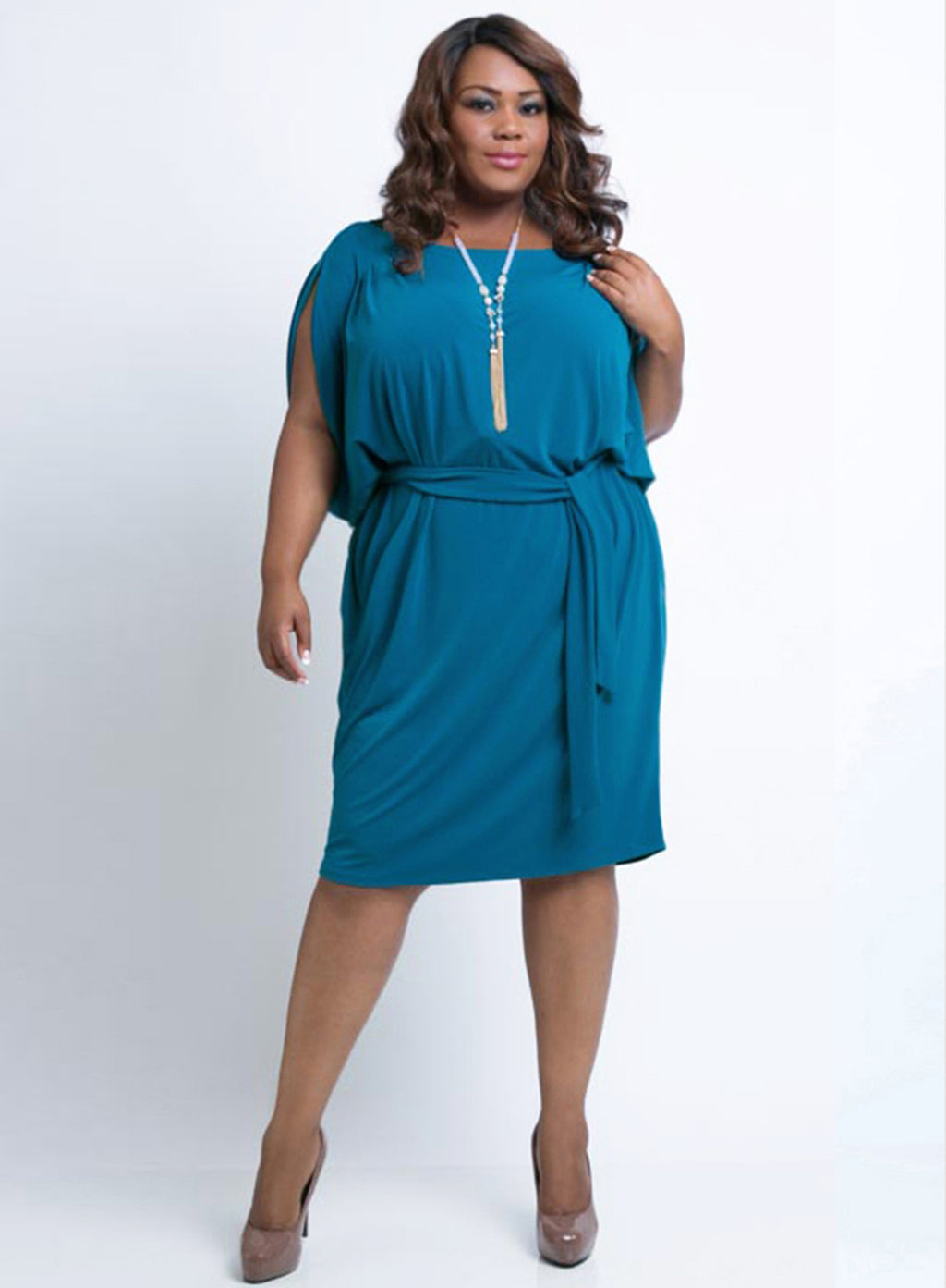 BREE Sleeveless Plus Size Dress ~ Original Price $109.00