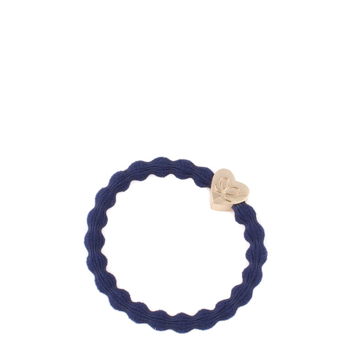 Gold Heart - Navy - Cie Luxe | Your Life Styled