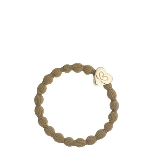 Gold Heart - Camel - Cie Luxe | Your Life Styled