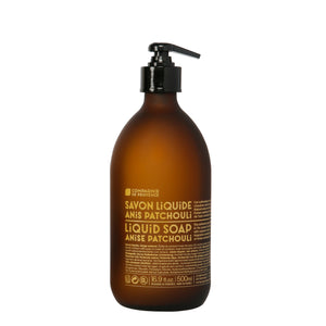 Liquid Marseille Soap 16.7 fl. oz. - Anise Patchouli