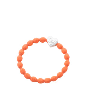 Silver Heart - Neon Orange - Cie Luxe | Your Life Styled