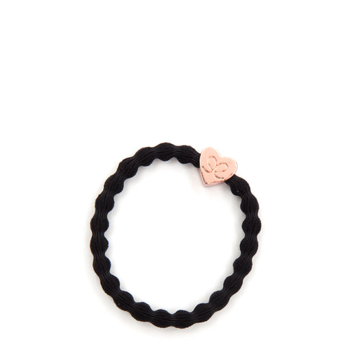 Rose Gold Heart - Black - Cie Luxe | Your Life Styled