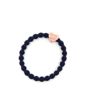 Rose Gold Heart - Navy - Cie Luxe | Your Life Styled