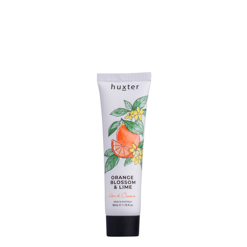 Travel Hand Cream - Orange Blossom / Lime