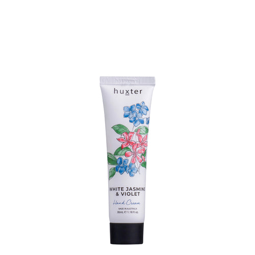 Travel Hand Cream - White Jasmine / Violet
