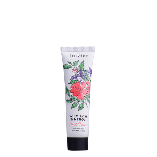 Travel Hand Cream - Wild Rose / Neroli - Cie Luxe | Your Life Styled