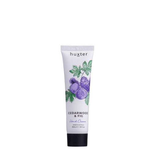 Travel Hand Cream - Cedarwood / Fig - Cie Luxe | Your Life Styled