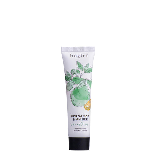 Travel Hand Cream - Bergamot / Amber - Cie Luxe | Your Life Styled