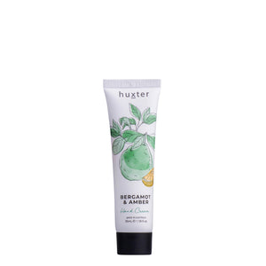 Travel Hand Cream - Bergamot / Amber