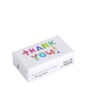 Bar Soap - Thank You - Colors