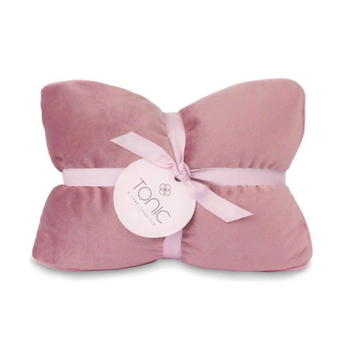 Heat Pillow Luxe Velvet Musk