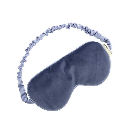 Eye Mask Luxe Velvet Storm