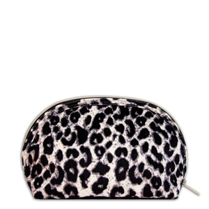 Pouch Luxe Velvet Animal Print - Cie Luxe | Your Life Styled
