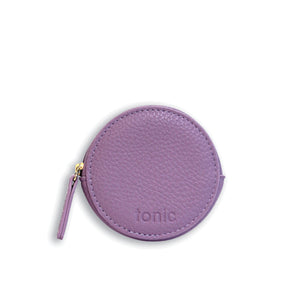 Coin Purse Luxe POP Lilac