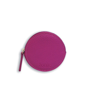 Coin Purse Luxe POP Fuchsia - Cie Luxe | Your Life Styled