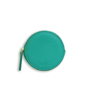 Coin Purse Luxe POP Jade - Cie Luxe | Your Life Styled