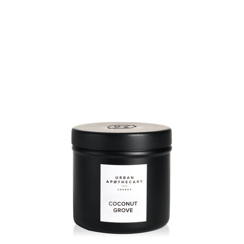 Coconut Grove Travel Candle - Cie Luxe | Your Life Styled