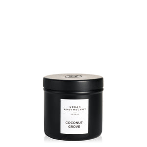 Coconut Grove Travel Candle