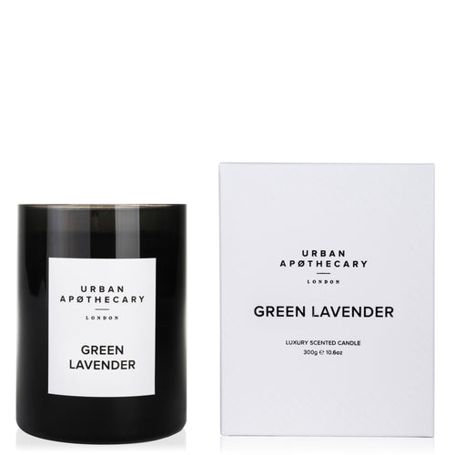 Green Lavender Candle - Cie Luxe | Your Life Styled