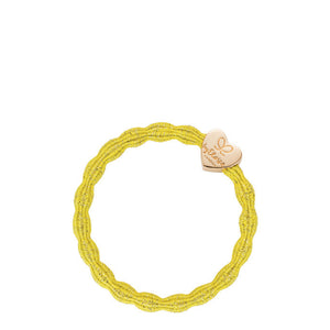 Metallic Gold Heart - Sunshine Yellow - Cie Luxe | Your Life Styled
