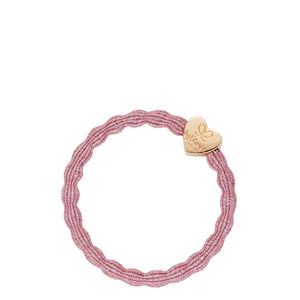 Metallic Gold Heart - Rose Pink - Cie Luxe | Your Life Styled