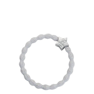 Metallic Silver Star - White - Cie Luxe | Your Life Styled
