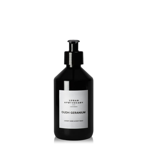 Oudh Geranium Hand & Body Wash