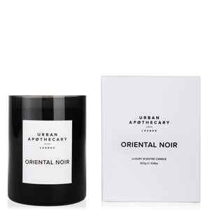 Oriental Noir Candle - Cie Luxe | Your Life Styled
