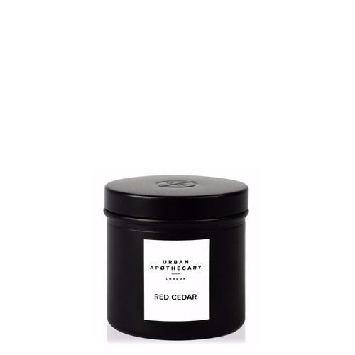 Red Cedar Travel Candle
