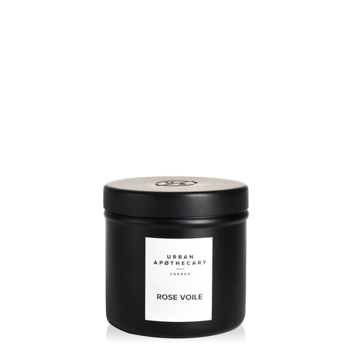 Rose Voile Travel Candle