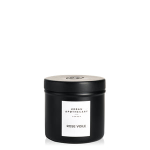 Rose Voile Travel Candle - Cie Luxe | Your Life Styled