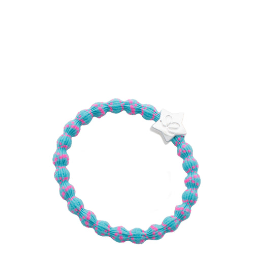 Silver Star - Neon Pink on Neon Blue - Cie Luxe | Your Life Styled