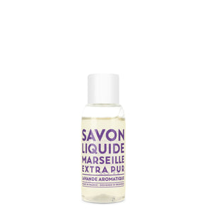 Travel Liquid Marseille Soap - Aromatic Lavender