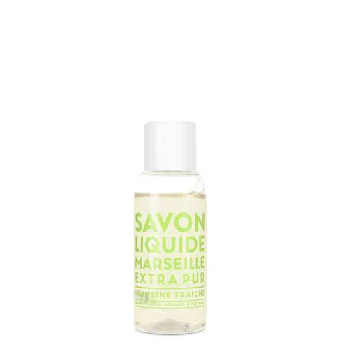 Travel Liquid Marseille Soap - Fresh Verbena