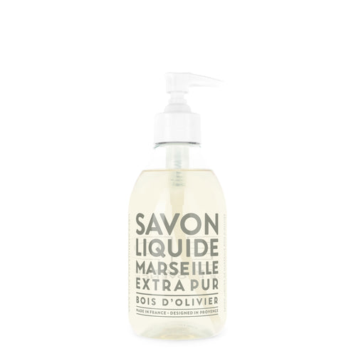Liquid Marseille Soap 10 fl. oz. - Olive Wood - Cie Luxe | Your Life Styled