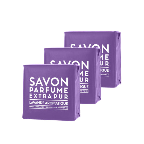 Bar Soap - Aromatic Lavender x 3 - Cie Luxe | Your Life Styled